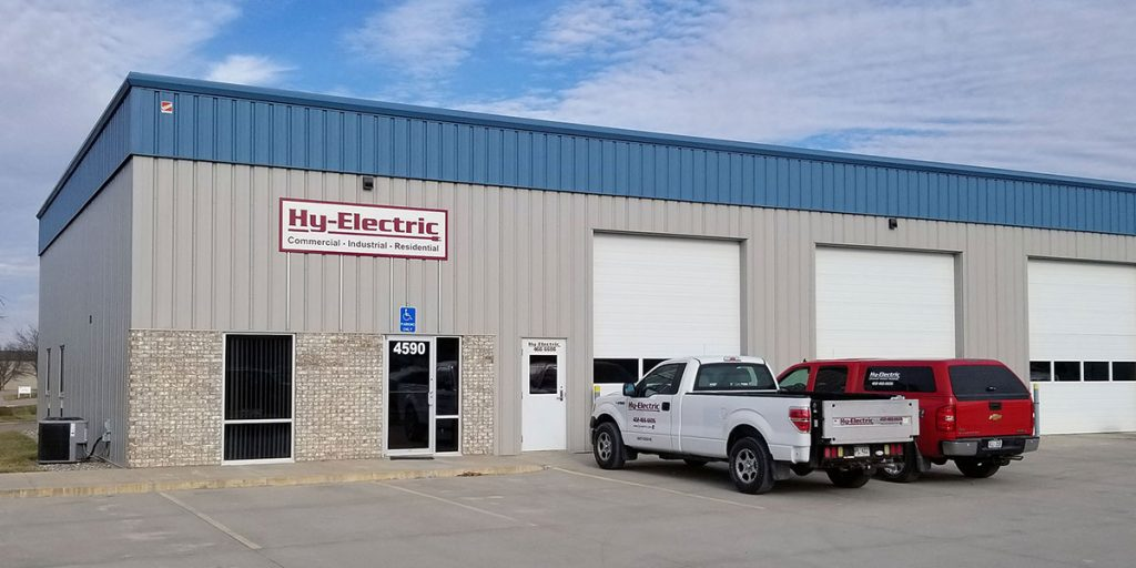 Contact Us - Hy-Electric