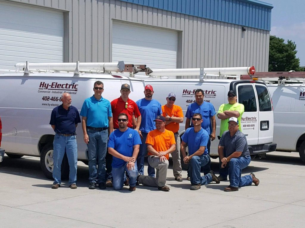 Home Page - Hy-Electric - Electrician - Lincoln, Nebraska